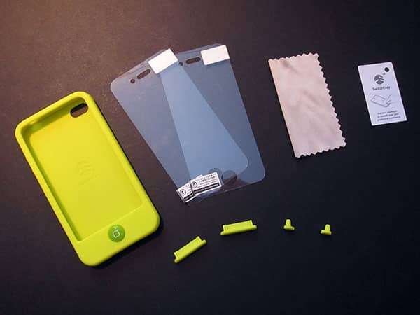 First Look: SwitchEasy Colors for iPhone 4