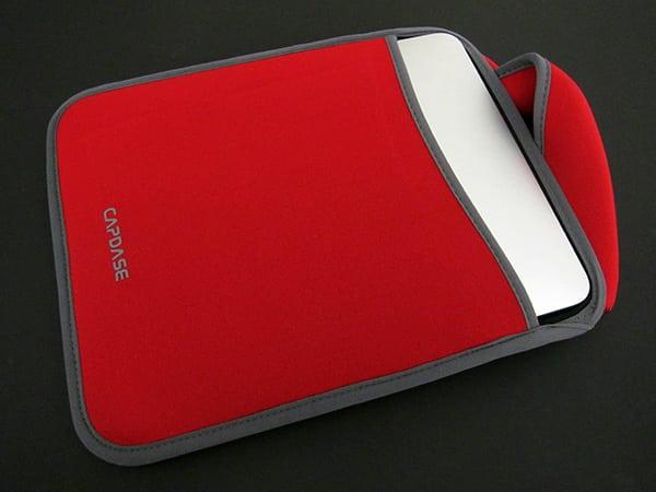 First Look: Capdase ProKeeper – SlipinShell for iPad