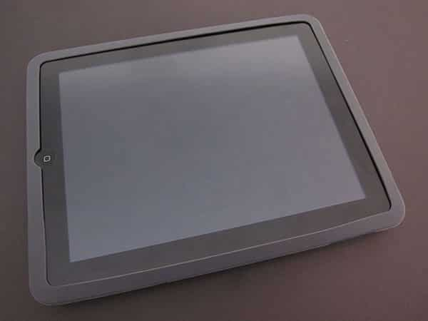 First Look: Newer Technology NuGuard Silicone Case for the Apple iPad