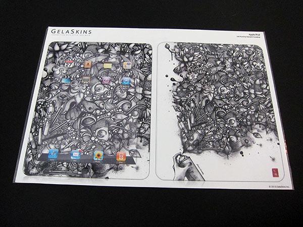 First Look: GelaSkins GelaSkins for iPad