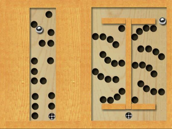 iPhone Gems: Maze, Hockey, Pinball, Golf + Rhythm, Revisited