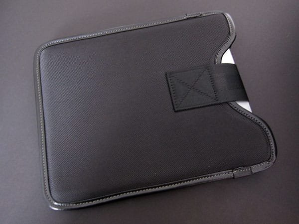 First Look: Essential TPE Ultra Protection Sleeve   Slim iPad