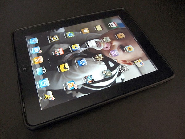 First Look: Macally Metrolpad Case for iPad