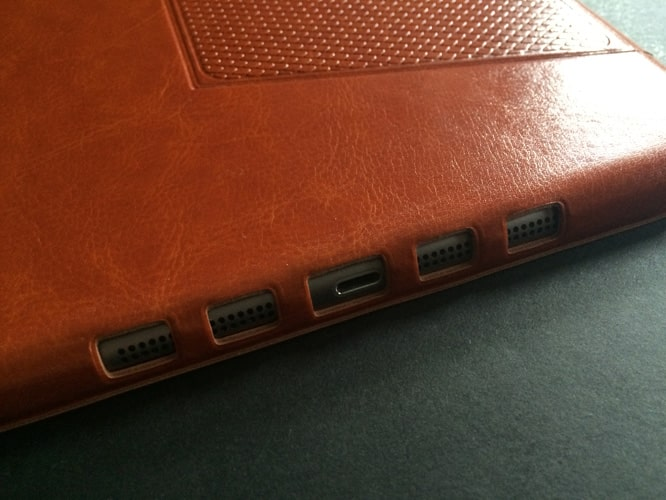 Review: SwitchEasy B'Spoke for iPad Air