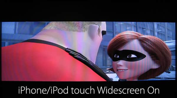 New iPod Video-Out: Ratio Distortion, Quality Differences (updated)