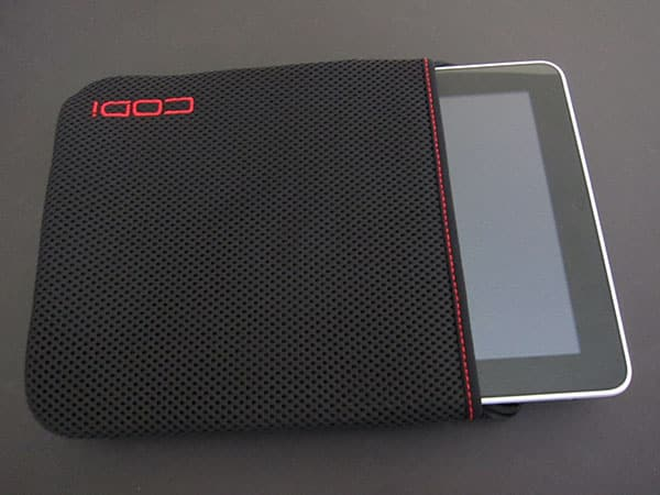 First Look: CODi Capsule Neoprene Sleeve for iPad