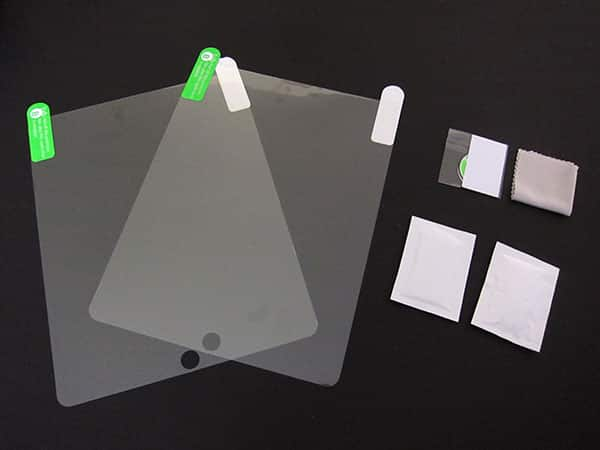 First Look: Gecko Gear Clear and Anti-Glare Guards for iPad