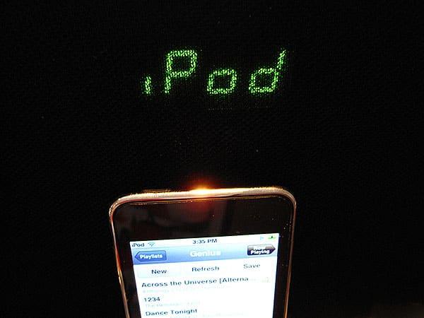 Review: Gecko Gear Soundbase Stereo Sound System + Radio for iPod