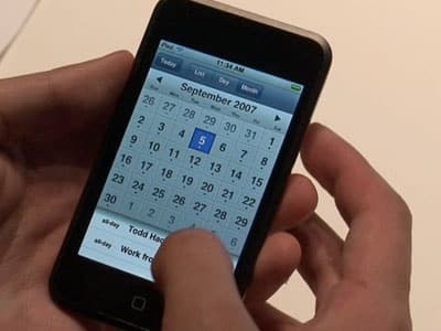 iPod touch lacks ability to add calendar events? [updated]
