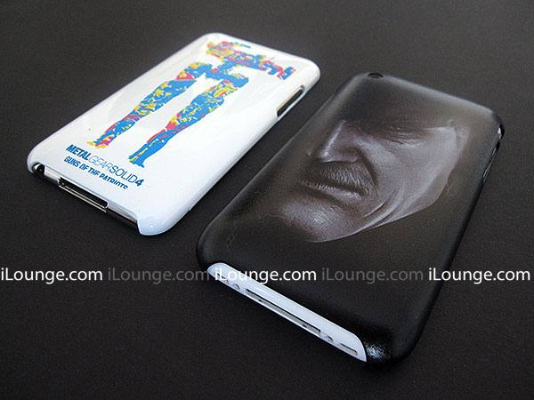 Review: Power Support Metal Gear Solid Air Jacket for iPhone 3G + iPod touch 2G
