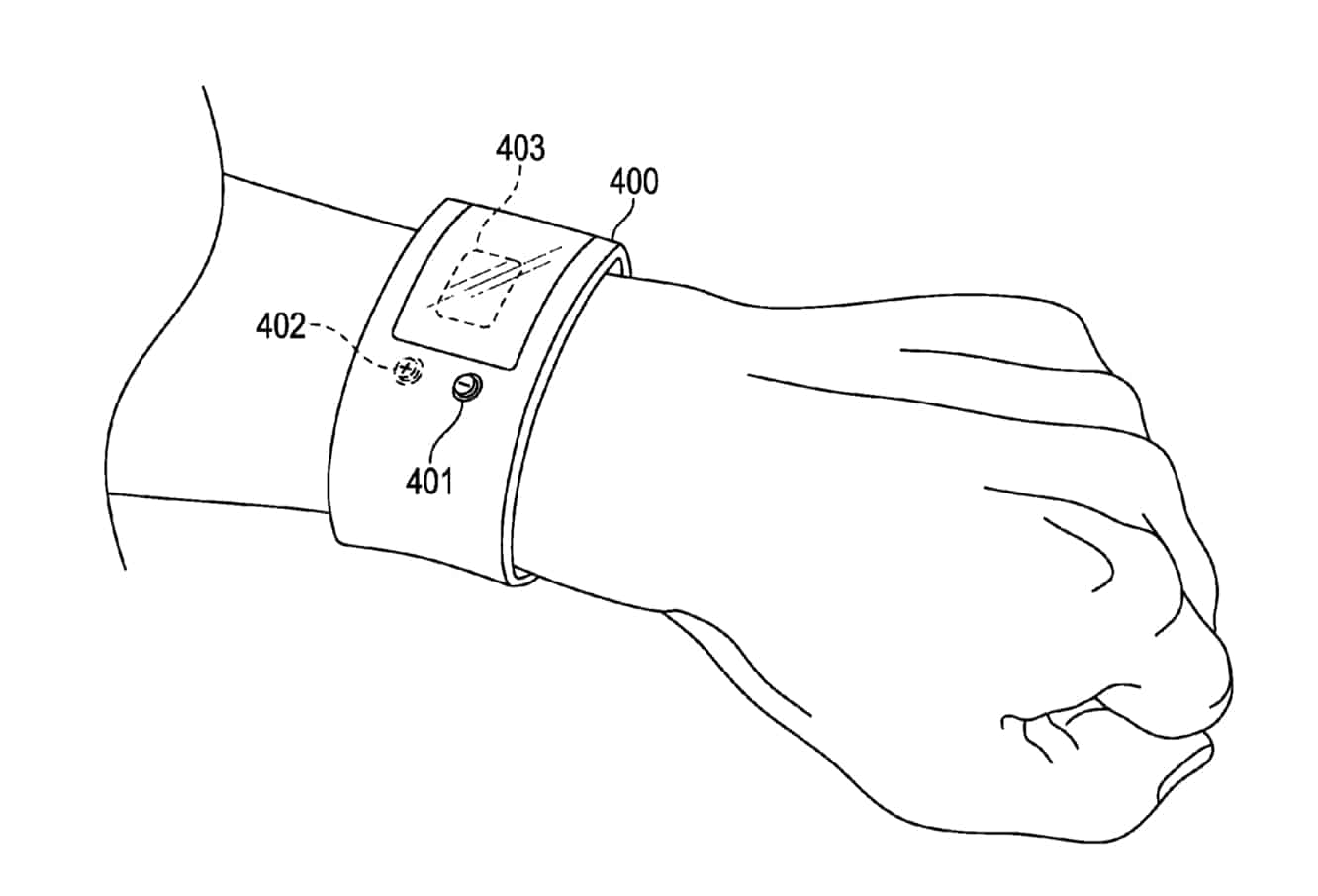 Apple patent reveals possible electrocardiographic wearable health device