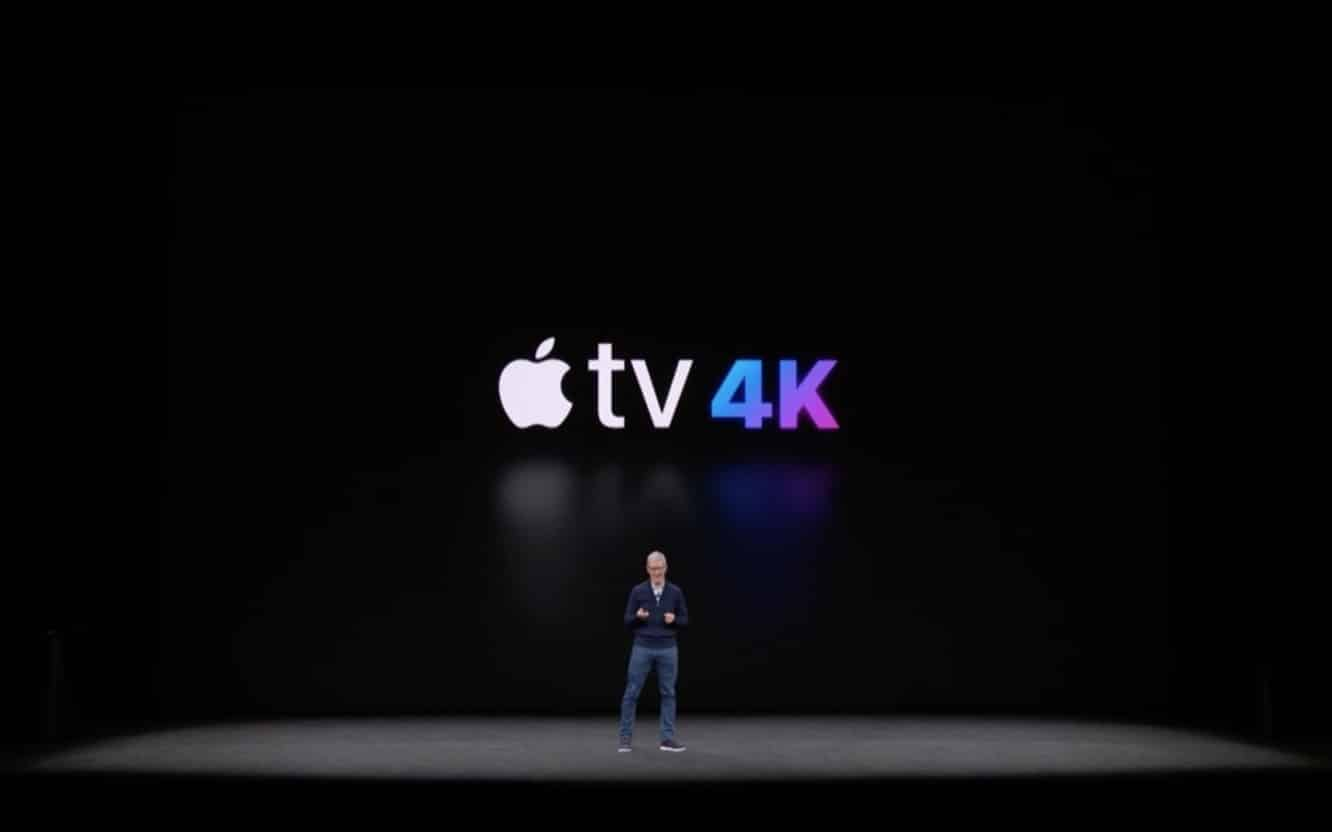 Apple announces Apple TV 4K, new 4K content coming to iTunes