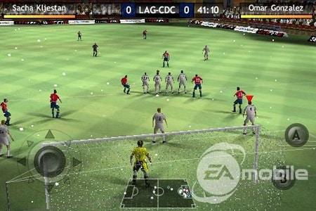 App Mix: Skee-Ball, FoodScanner, Juiced, FIFA 10