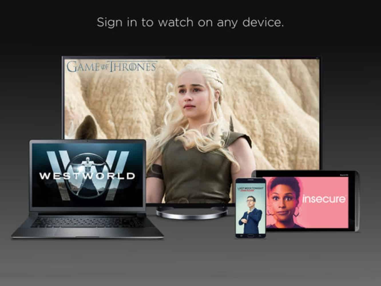 HBO GO gets Single Sign-On, TV app integration