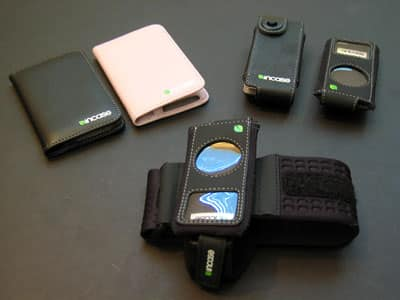 Review: Incase Neoprene Sleeve and Sports Cases for iPod nano
