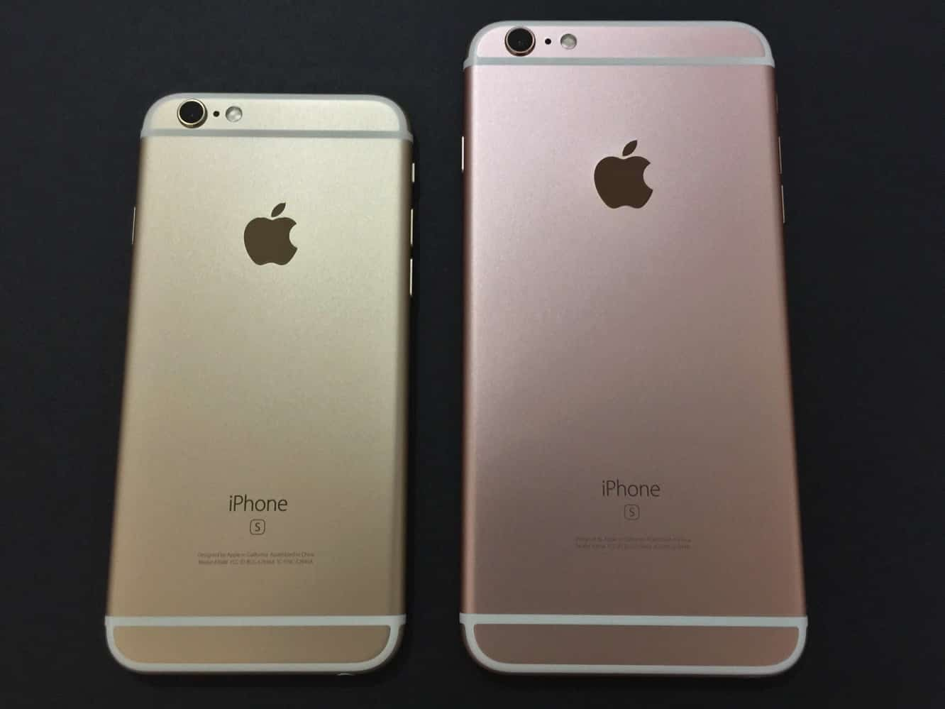 Review: iPhone 6s and iPhone 6s Plus