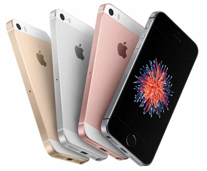 Report: Apple won't update iPhone SE in early 2017