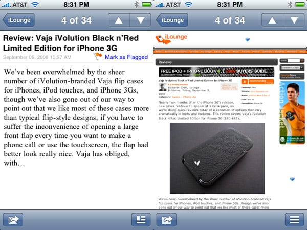iPhone Gems: Every RSS Reader, Reviewed