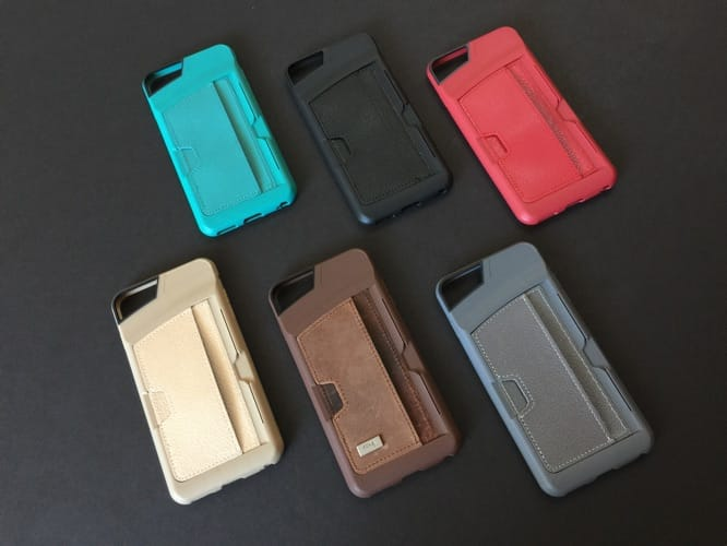 Review: CM4 Q Card Case for iPhone 6 and iPhone 6 Plus