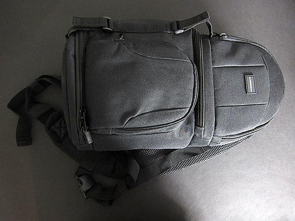 CaseCrown Rugged Travel Sling Back DSLR Backpack