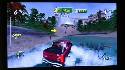 Weekend of Wii, Part IV: Excite Truck, In-Depth