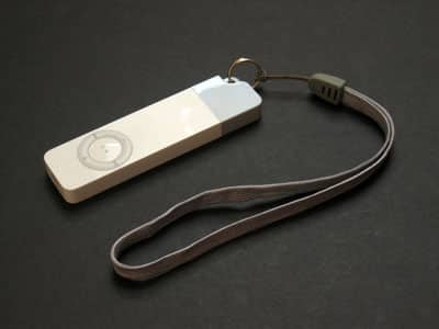 Review: Griffin TuneCaps for iPod shuffle