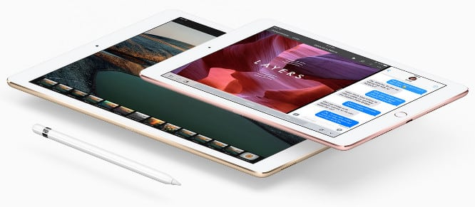 """Report: 10.5"""" iPad Pro could still arrive this spring"""