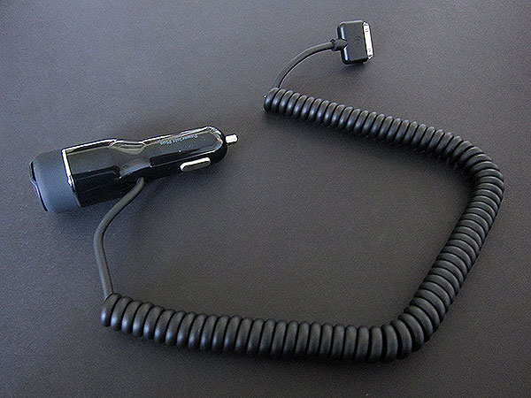First Look: Griffin PowerJolt Plus Car Charger for iPad, iPhone and iPod