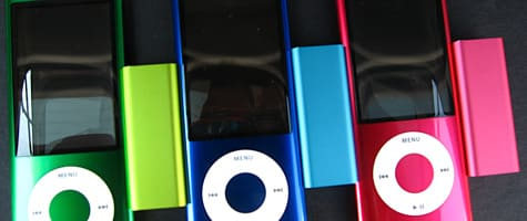 iPod nano 5G unboxing photos posted
