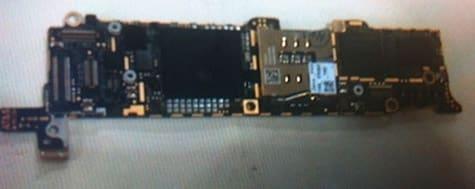 Next-gen iPhone logic board pictured, A5X on board?