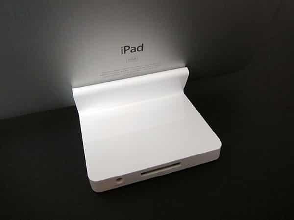 Review: Apple iPad Dock