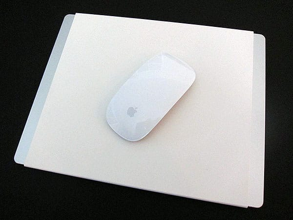 Just Mobile's Alupad: The Long-Awaited Aluminum Mouse Pad, Redesigned
