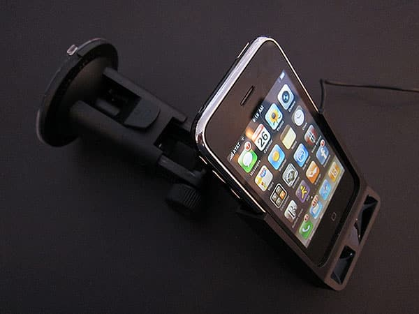 Review: Ozaki iCarry S, M, L, and Unicon In-Car Power Mount for iPhone 3G/3GS