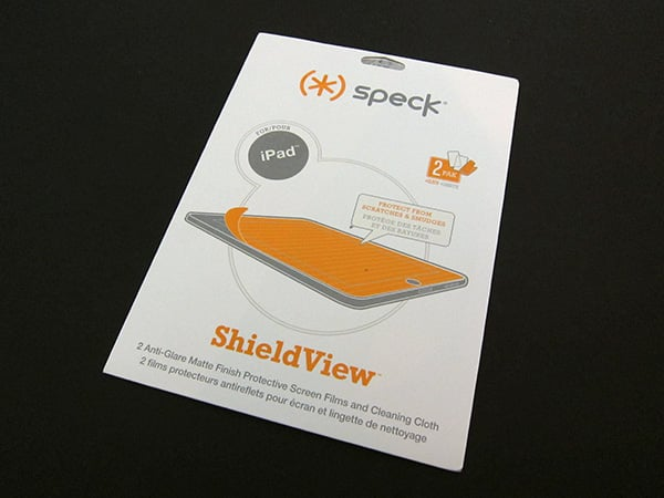 First Look: Speck ShieldView Anti-Glare Screen Films for iPad, iPhone, and iPod touch