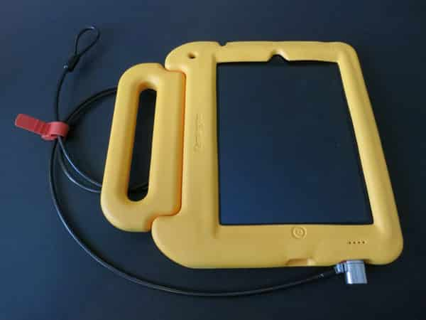 First Look: Kensington SafeGrip Rugged Case & Stand for iPad mini + Security Case & Lock for iPad