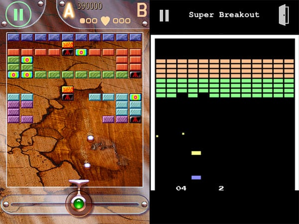Review: Super Breakout by Atari Interactive