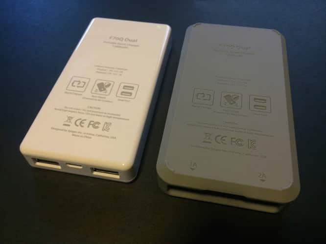 Review: Spigen F70Q 7000mAh Dual Portable Quick Charger