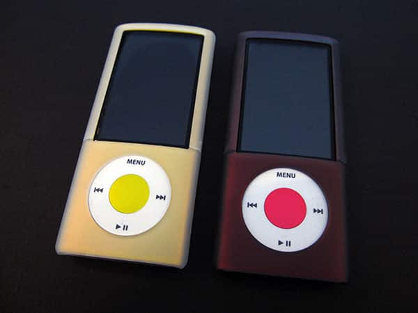 First Look: Griffin iClear Shade, iClear Sketch + Outfit for iPod nano 5G