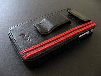 Review: PDO Reviso Premium Leather Case for iPhone
