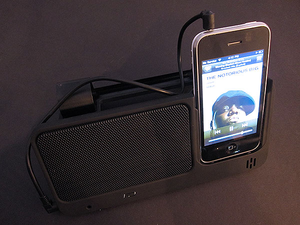 Review: Cables Unlimited Fone-Doc Hands-Free for iPhone 3G/3GS