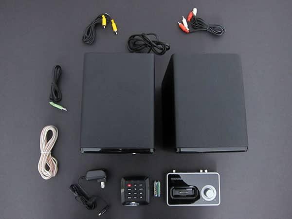 Review: Microlab iH11 + iM200 Hi-Fi Speakers with iDock System