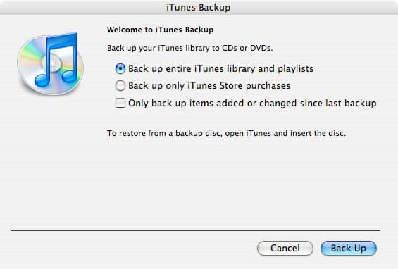 Backup! (or, Recover Lost iPod Games, iTunes Downloads)