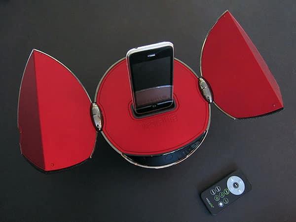Review: Vestalife Mantis Speaker Dock for iPod + iPhone