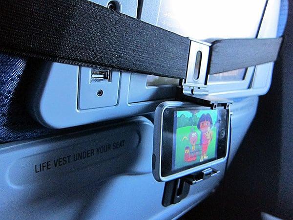 Review: Flightstrap PMP Seat Hanger