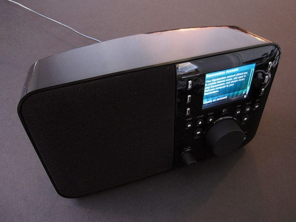 Early Thoughts on Logitech's Very Cool New Squeezebox Radio (Updated)