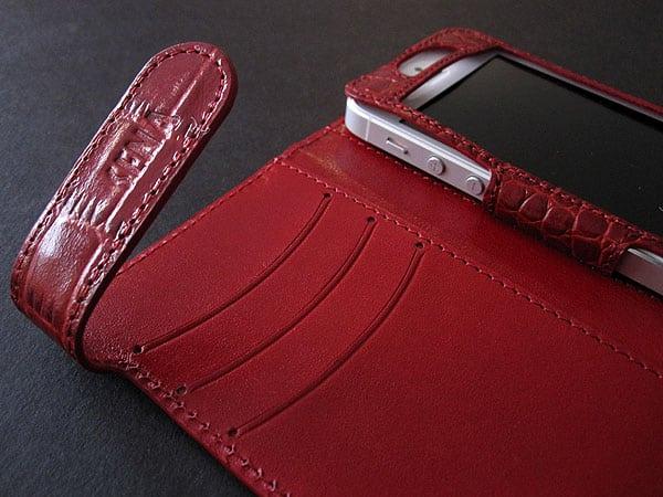 Review: Sena Cases Hampton Wallet for iPhone 5