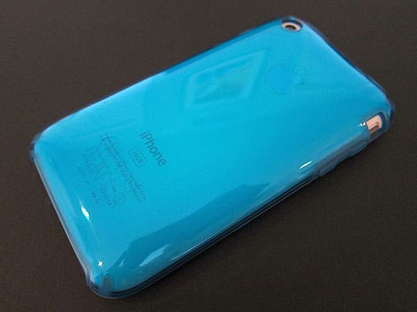 First Look: Speck SeeThru for iPhone 3G + 3GS