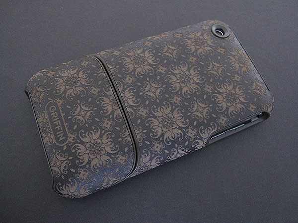 First Look: Griffin Elan Form Etch and Chilewich Cases for iPhone 3GS + 3G