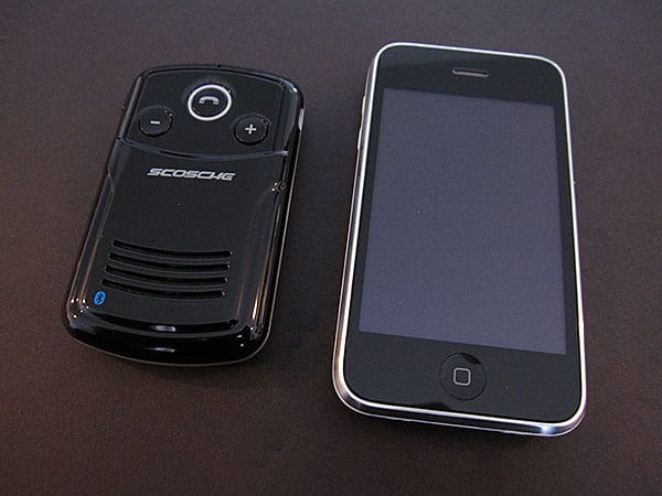 Review: Scosche solChat 2 Bluetooth Solar Powered Speakerphone