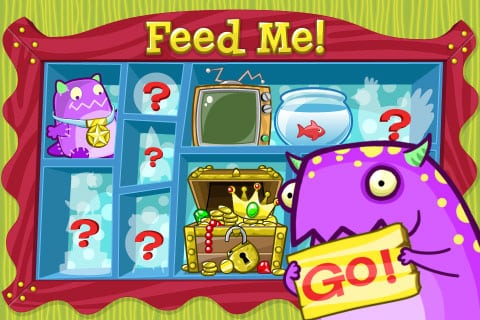 Weird + Small Apps 22: Feed Me!, SNS Contact, PhotoBeamer, Ghostly Discovery + More